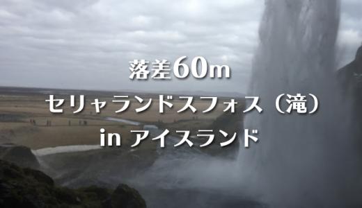 アイスランドの観光地と言えば滝|セリャランドスフォス+秘密の滝に行ってみた