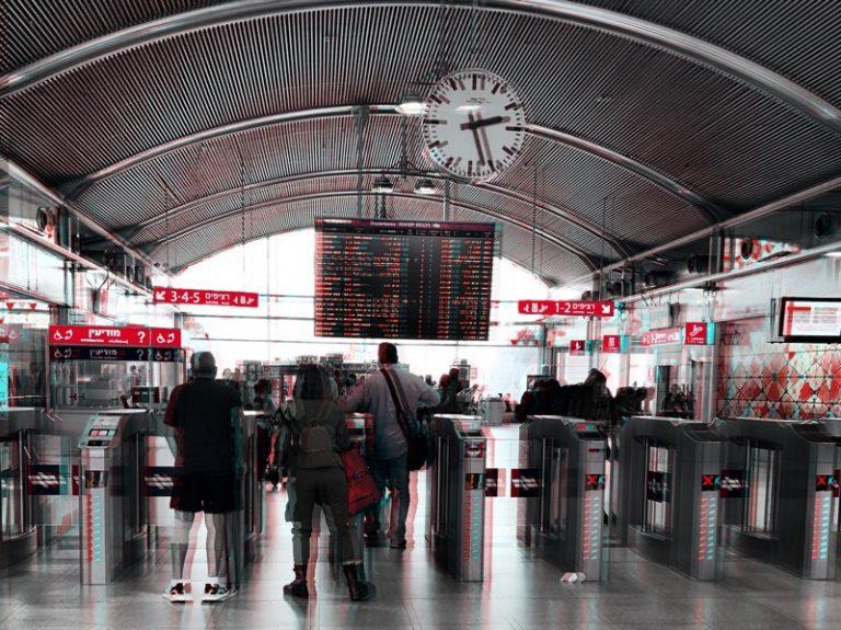空港からエルサレムへは鉄道が一番安くて便利!2019年最新情報