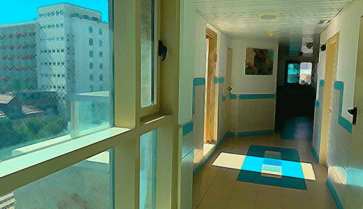 エルサレムのおすすめゲストハウスHI Agron – Jerusalem Hostelをレビューするよ!