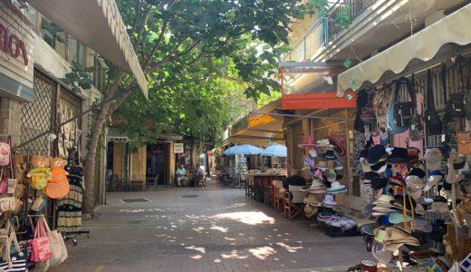 キプロスの首都ニコシア|徒歩で国境を越えて観光する1日プラン